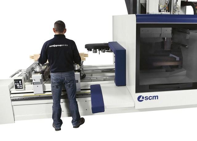Система безопасности оператора ACCORD 25 FX, производство SCM (Италия)