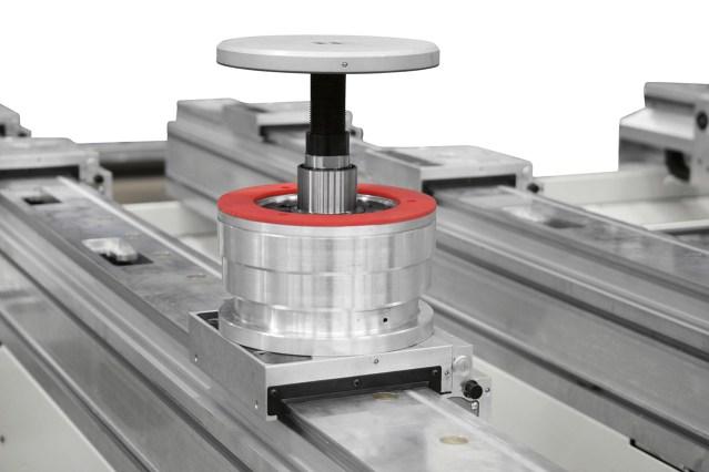 Зажим на рабочем столе MATIC ACCORD 25 FX, производство SCM (Италия)