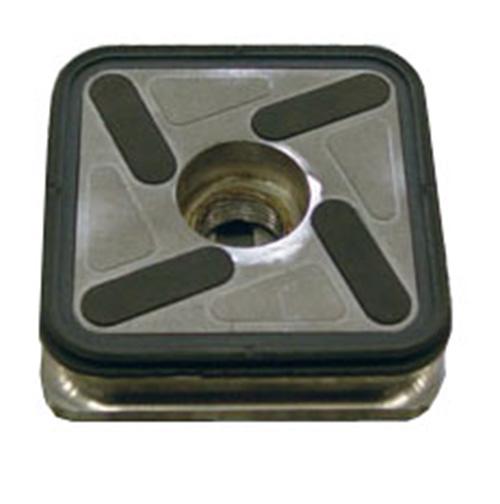 Зажим-присоска MPS 90x90 H=25mm Morbidelli M 600/800 F, производство SCM (Италия)