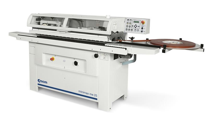Кромкооблицовочный станок Minimax ME 25 RC, производство SCM Италия