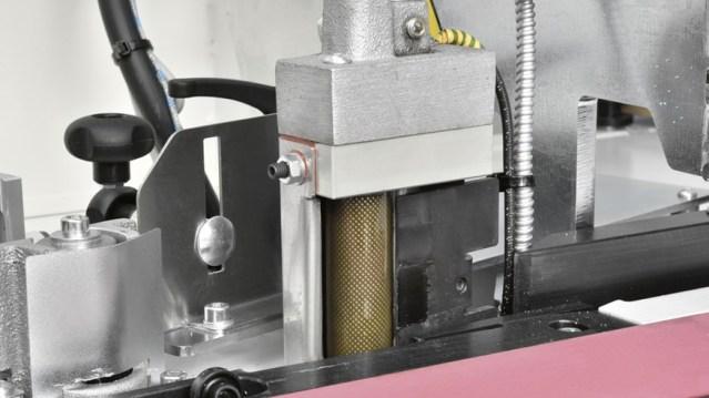 Клеющая группа кромкооблицовочного станка Minimax ME 28T RC, производство SCM Италия