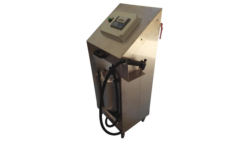 Клеенаносящее устройство JOLLY COLLA, производство Fiorenza Италия