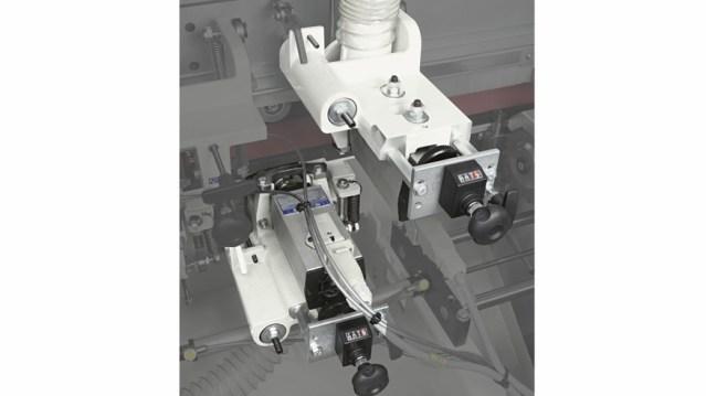 Триммер кромкооблицовочного станка Minimax ME 35 TR, производство SCM Италия
