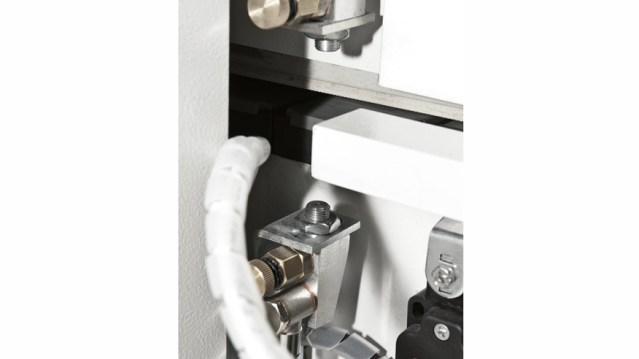 Антиадгезионный блок кромкооблицовочного станка Olimpic K 230 EVO, производство SCM Италия
