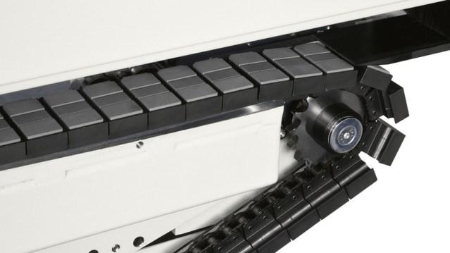 Транспортные панели треков кромкооблицовочного станка Olimpic K 230 EVO, производство SCM Италия