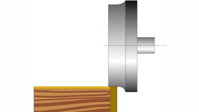 Триммер кромкооблицовочного станка Olimpic K 100, производство SCM Италия