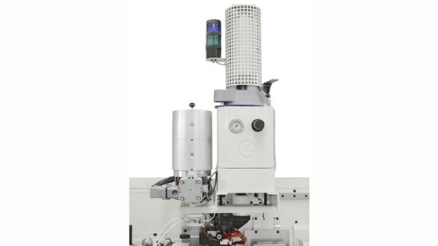 Блок предварительного плавления кромкооблицовочного станка Stefani KD, производство SCM Италия