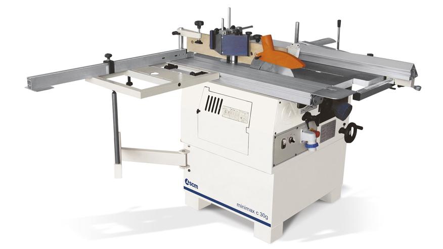 Универсальный многооперационный станок Minimax C 30G, производство SCM Италия