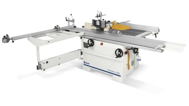 Универсальный многооперационный станок Minimax CU 300C, производство SCM Италия