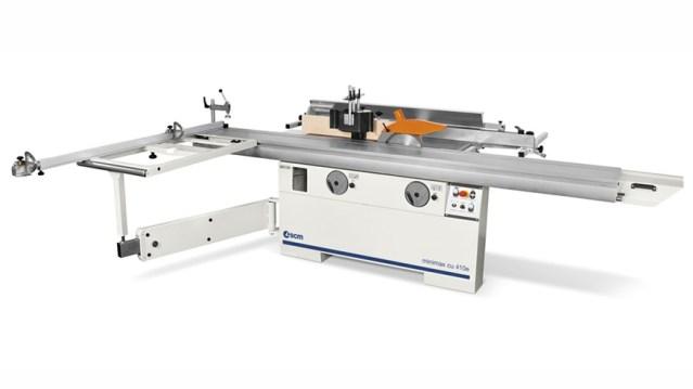Универсальный многооперационный станок Minimax CU 410E, производство SCM Италия