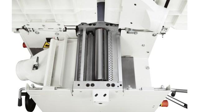 Универсальный многооперационный классический строгальный станок Minimax lab 300P, производство SCM Италия