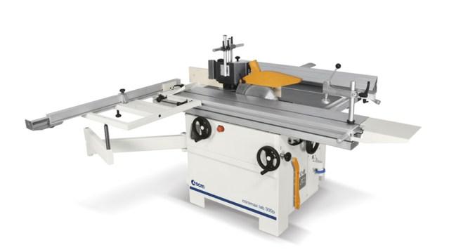 Универсальный многооперационный станок Minimax lab 300P, производство SCM Италия
