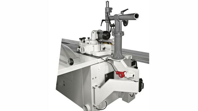 Универсальный многооперационный станок Minimax CU 410E, производство SCM Италия, система электрики