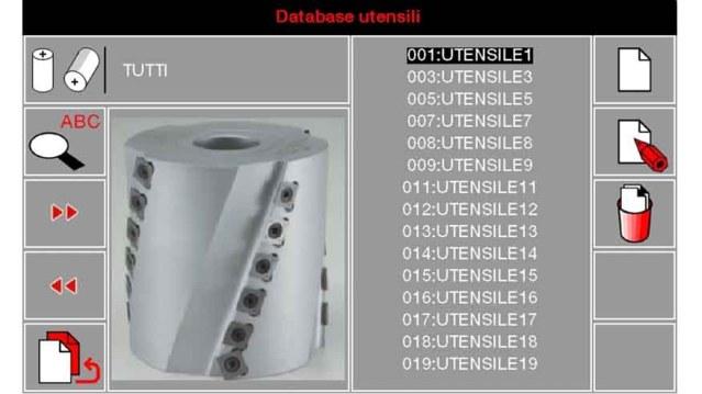 Четырехсторонний продольно-фрезерный станок – Компоновка 4 Profiset 60EP, производство SCM Италия