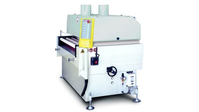 Щеточный очистной станок G02-24, производство Giardina Group Италия