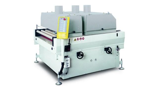 Щеточный очистной станок G02-26, производство Giardina Group Италия