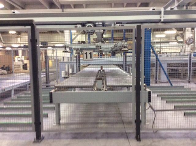 Раскроечный комплекс HOLZMA-BARGSTEDT с автоматической загрузкой производства HOMAG GROUP (Германия)