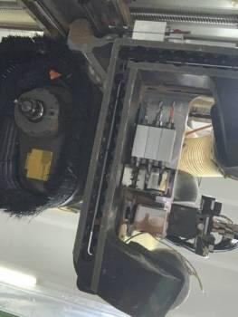 4-х осевой обрабатывающий центр с ЧПУ Rover B 7.50 производства BIESSE Италия