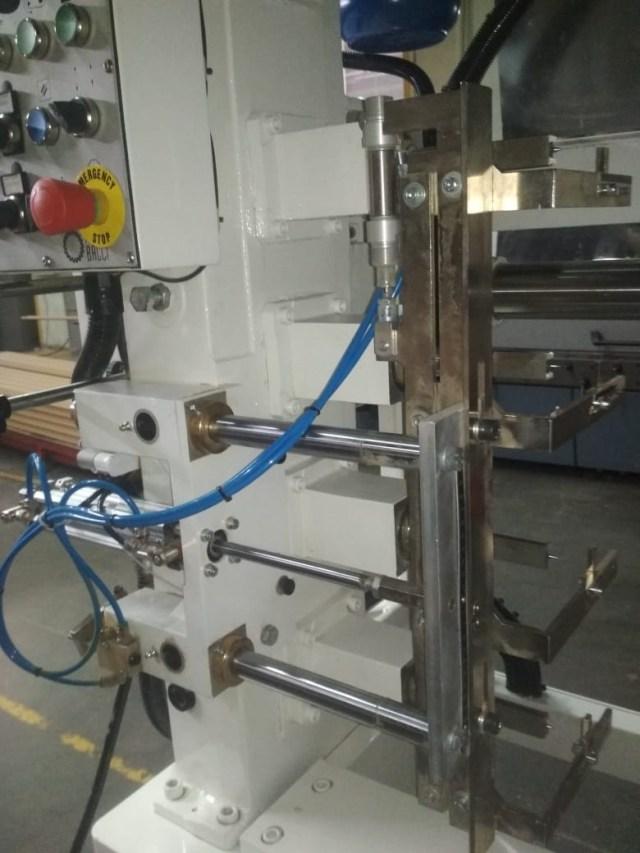 Копировальный фрезерно-шлифовальный станок BACCI T4MO производства Италия, вид внутри
