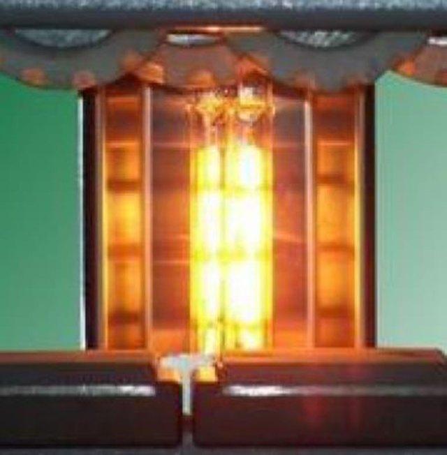 Группа инфракрасных ламп станка с ЧПУ Bord DP, производство Fiorenza Италия