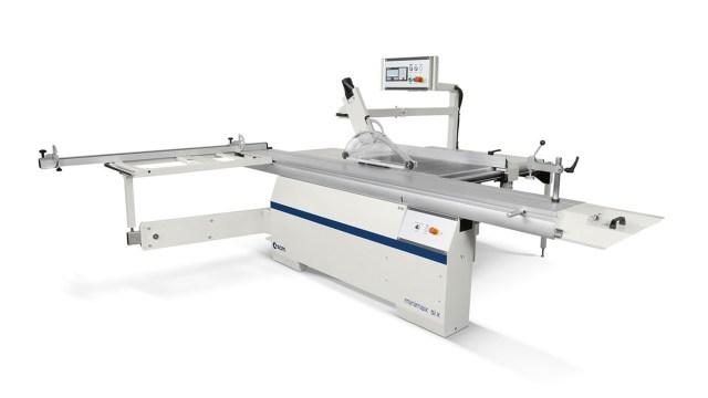 Форматно-раскроечный станок Minimax SI X, производство SCM (Италия)