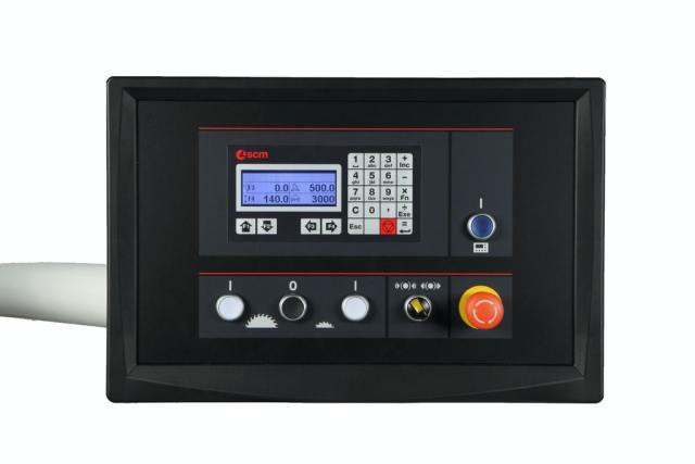 Система управления Ready станка Nova SI 400 EP, производство SCM (Италия)