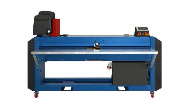 Станок для склейки коробок из гофрокартона Panotec E-GLUER (Италия)