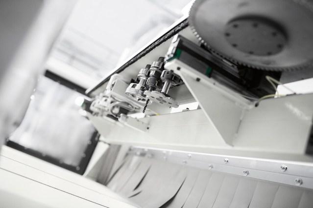 Инструментальный магазин FAST Morbidelli X200-X400, производство SCM (Италия)