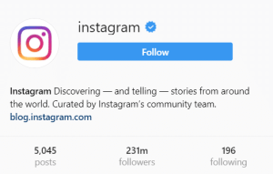 instagram hesap onaylatma mavi tik