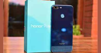 huawei honor 9 lite dört kameralı telefon