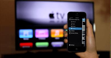 iphone ekranını televizyona yansıtmak