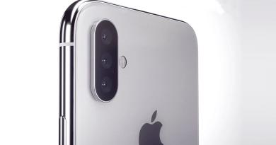 iphone 9 üç kameralı olabilir