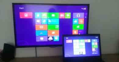 bilgisayar ekranını teleziyona yansıtma