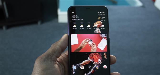 Android 11 e gelen Boyutlandırabilen Resim İçinde Resim Özelliği