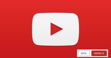 YouTube Katıl Butonu Nasıl Açılır?
