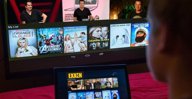 Exxen Televizyondakinden Daha Farklı Deneyim Sunacak