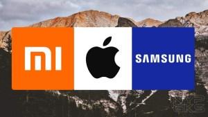 Samsung ve Xiaomi Apple'ı Rezil Etti!