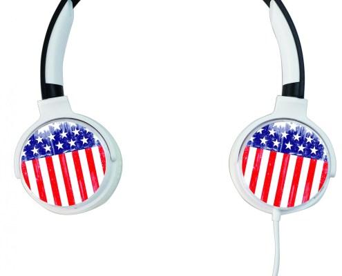 Casque audio personnalisable 3 faces Travel 4