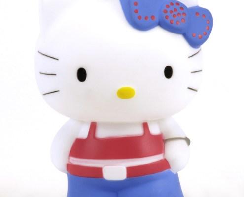 Figurine lumineuse Hello Kitty Hip-Hop 13 cm 3