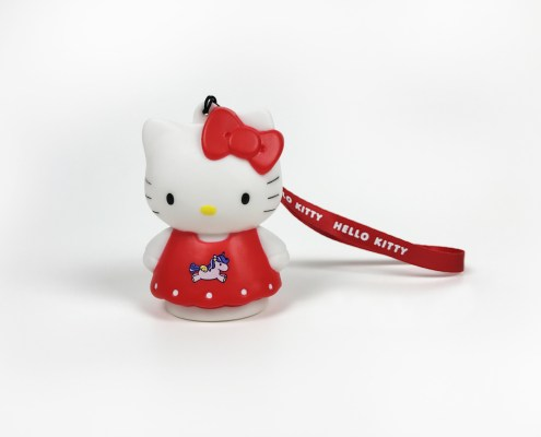 Hello Kitty Light-up 3D figure Unicorn 3in 1