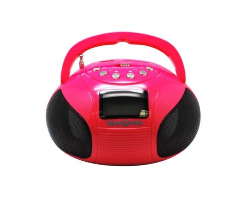 Mini Boombox Speaker PINK 1