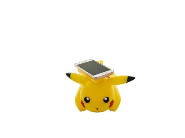 Chargeur Sans Fil à Induction Pokémon Pikachu 3