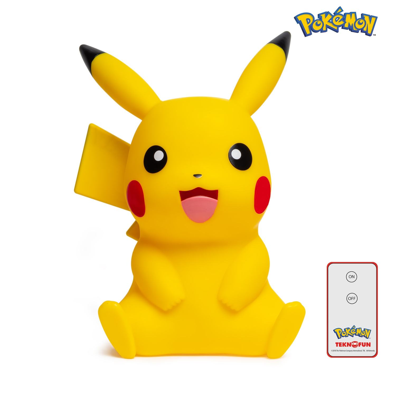 Pikachu 16in LED Lamp