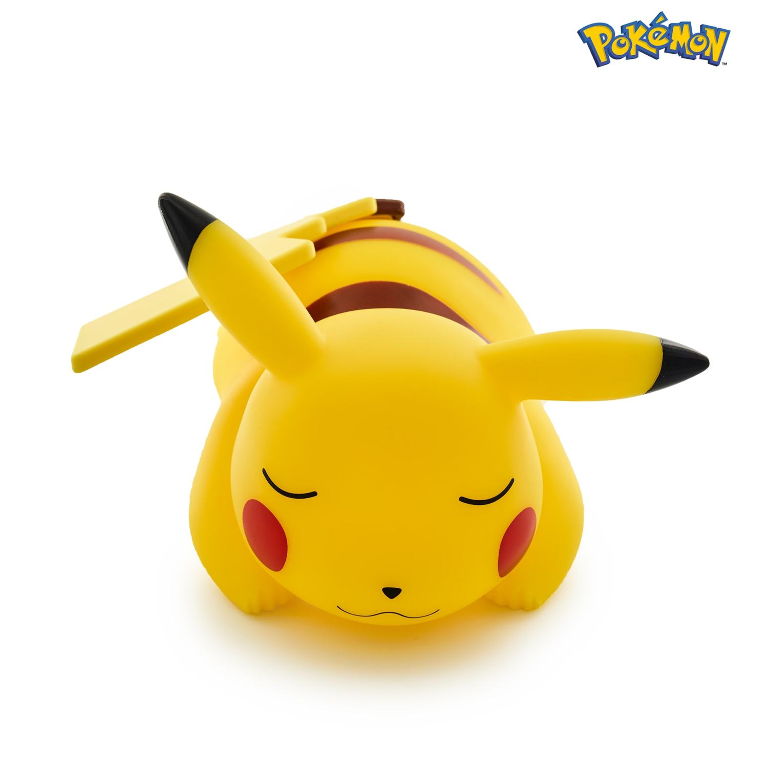 Sleeping Pikachu 10in LED Lamp