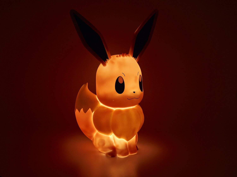 Lampe LED Pokémon Évoli 30cm 2
