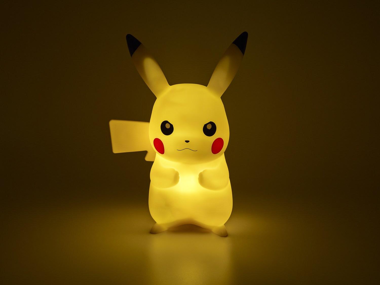 Lampe LED Pokémon Pikachu 25 cm 4