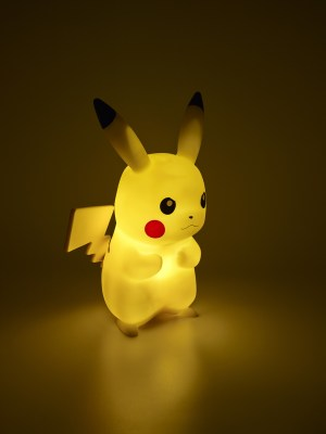 Pokémon Pikachu LED Lamp 10in 5