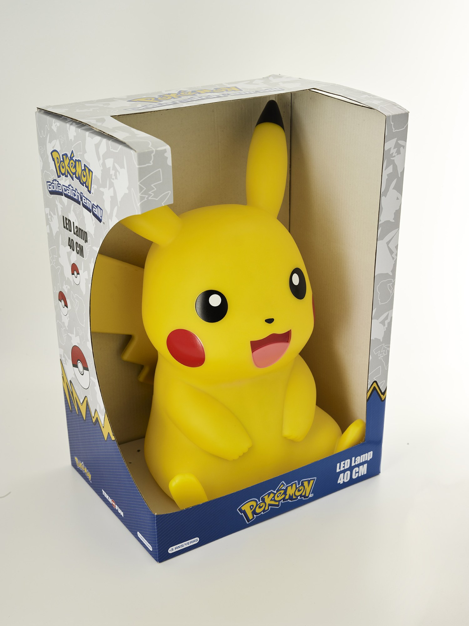 Pokémon LED Lamp Pikachu 16in 3