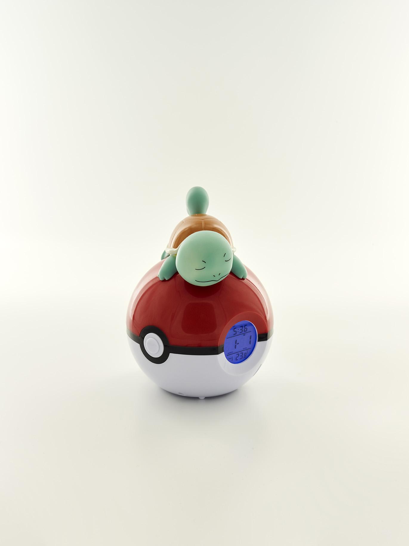 Pokémon Squirtle Night light and Alarm Clock 1