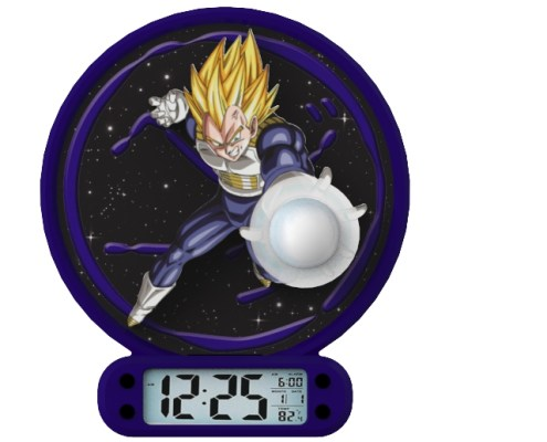 Dragon Ball Z Alarm Clock Vegeta 1